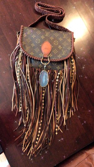 Authentic Vintage Louis Vuitton Boho Bag for Sale in Seattle, WA
