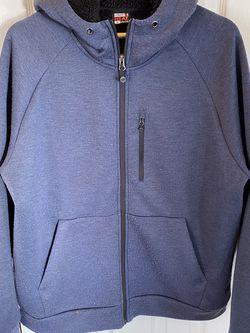32 DEGREES Men's Hoodie Sweatshirt Full Zip Tech Fleece Track Jacket (MEDIUM) for Sale in Gaithersburg,  MD