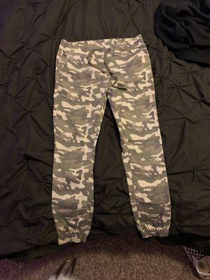 Camo pants for Sale in Poway, CA