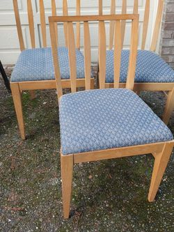 Three Mid Century Chairs for Sale in Kirkland,  WA