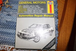 Manual for a few different gm cars for Sale in Dellwood, MN