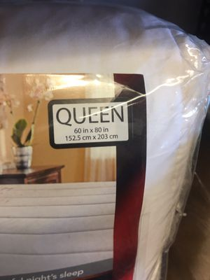 Electric blanket. Queen size. New. 35 each for Sale in Los Angeles, CA