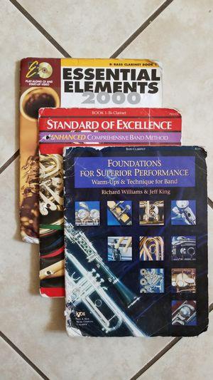 Bass Clarinet Fundamental Method Books for Sale in Scottsdale, AZ