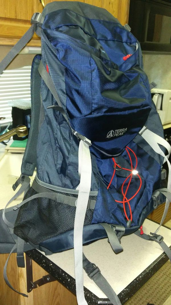 Brand New Terra Peak Backpack Explorer 85L+20L