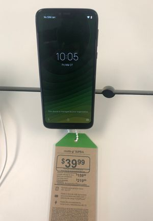 Motorola G7 Supra for Sale in Quincy, IL