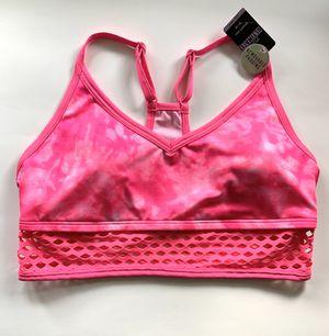 Victoria's Secret Sports Bra - Medium Pink Ultimate Sports Bra New with tags! for Sale in Ashburn, VA