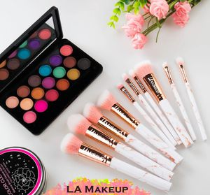 high quality professional 1p pcs cosmetic makeup brush set with cosmetic travel bag for Sale in Los Angeles, CA