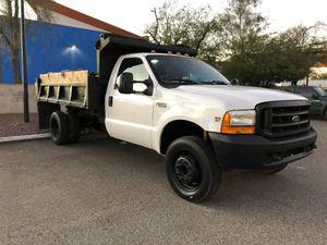 DUMP TRUCK!!!2001 f450 7.3 diesel for Sale in Tucson, AZ