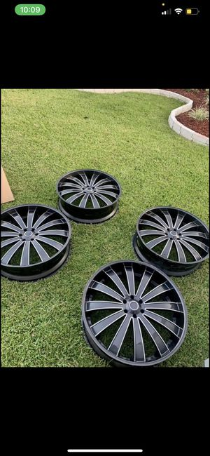 28inch rims for Sale in Baton Rouge, LA