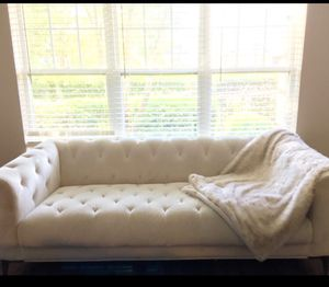 Couch and love seat for Sale in Springfield, VA