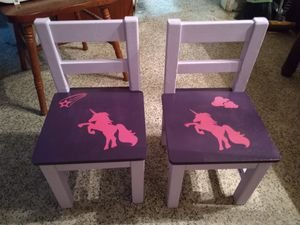 Kids toddler chair handmade for Sale in Orlando, FL