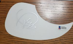 Taylor Swift hand sign acoustic guitar Picard Beckett Authentication for Sale in Centennial, CO
