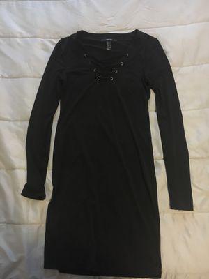 Dress bundle: Black long sleeve, light blue sleeveless, black and white sleeveless for Sale in Pittsburgh, PA