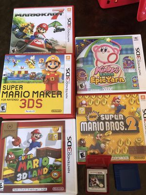 Nintendo 3DS Games for Sale in Tempe, AZ