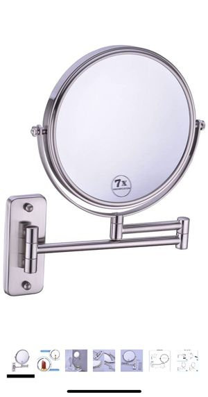 7x Magnifying Wall-mounted Bathroom Mirror for Sale in Brooklyn, NY