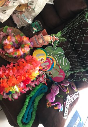 Moana party items for Sale in San Bernardino, CA