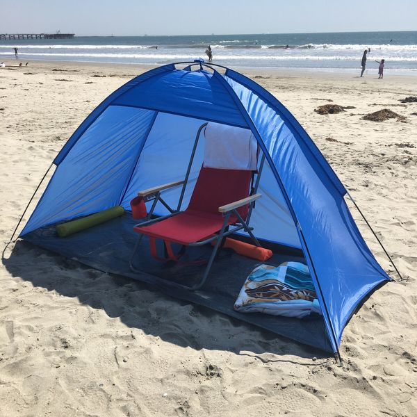 Half Tent For Beach Travel Guide