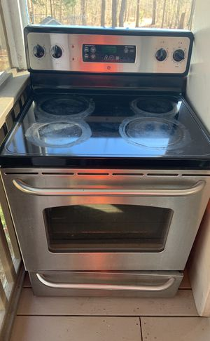 Stove electric for Sale in Chapel Hill, NC