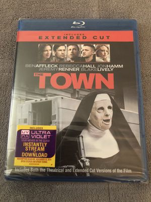 The Town Blu-ray Still Sealed for Sale in Tampa, FL
