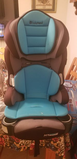 Carseat/booster seat for Sale in Riviera Beach, FL