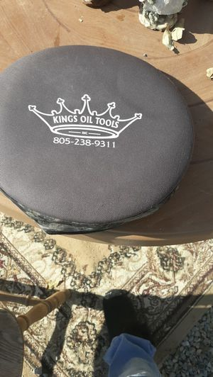 king stools round cover for Sale in Taft, CA
