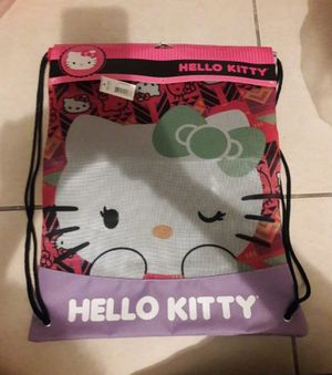 Hello Kitty Mesh Bag for Sale in Kissimmee, FL
