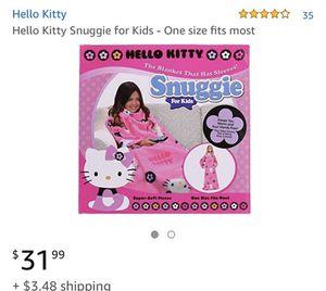 Hello Kitty Snuggie for Sale in Lebanon, TN