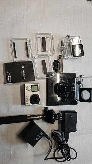 Go Pro Hero4 with extras for Sale in Four Oaks, NC