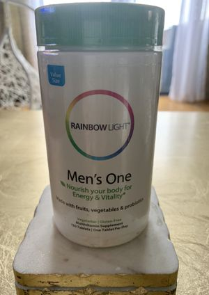 New! Men's One Multivitamins! 150 tablets 1 daily! for Sale in Des Plaines, IL