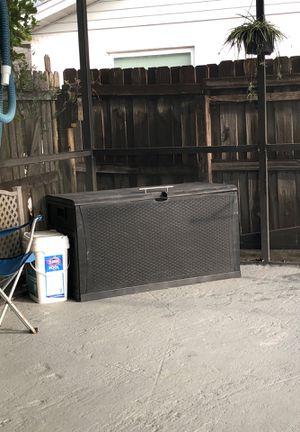 Pool storage bin for Sale in Brandon, FL