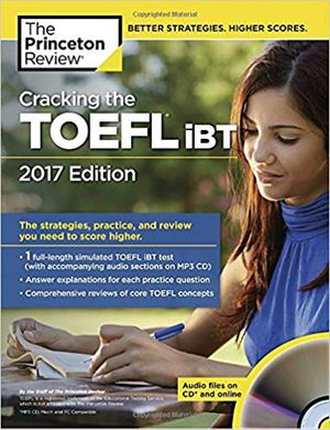TOEFL ibt Princeton Review book for Sale in Fayetteville, AR