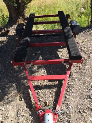 Small boat/raft trailer for Sale in Sisters, OR