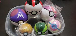 Brand New Pokemon balls for Sale in Sugar Land, TX