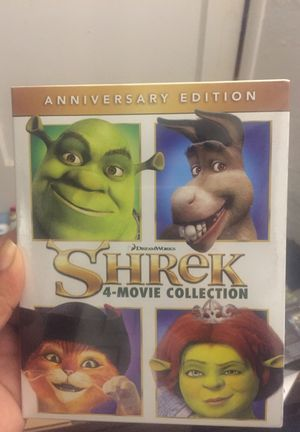 Shrek 4 movie collection for Sale in El Cerrito, CA