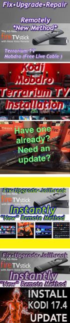 Fix Install Upgrade Repair Fire TV Stick Firestick Android TV Box (Instantly) NEW METHOD... Never Leave Home!! for Sale in Salt Lake City, UT