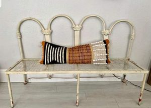 Vintage Low Profile Iron Bench for Sale in Frisco, TX