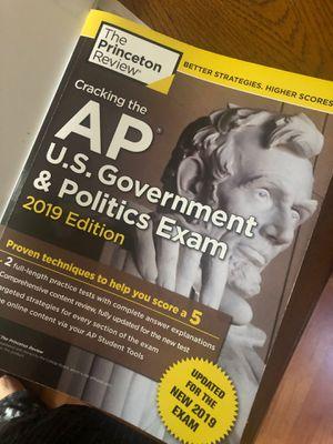 2019 AP BOOK for Sale in Mill Creek, WA