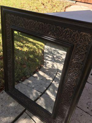 Stylized framed mirror for Sale in Abilene, TX