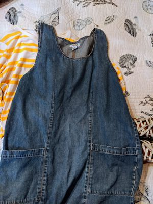Vintage overall style Jean dress for Sale in Norco, CA