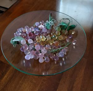 Beautiful Glass Centerpiece 14x14 for Sale in Virginia Beach, VA