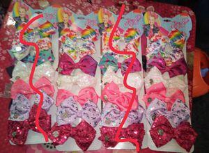 JoJo Siwa bows (small) for Sale in Antioch, CA
