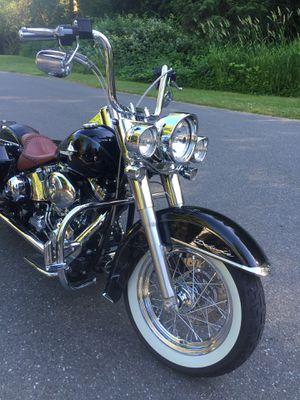 2006 Harley Davidson Sotail Delux FLHSTNI for Sale in Snohomish, WA