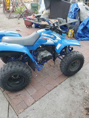dirt bikes amazing quad for Sale in Compton, CA