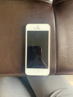 iPhone 5 for Sale in Everett, WA