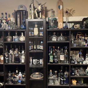 Empty Tequila Bottles for Sale in Phoenix, AZ