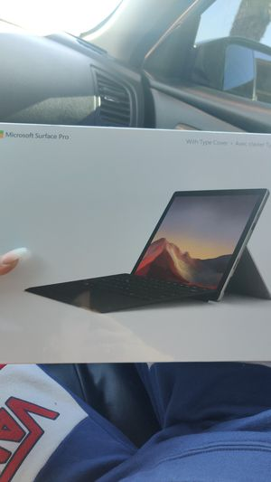 Microsoft surface pro 7 for Sale in Pomona, CA
