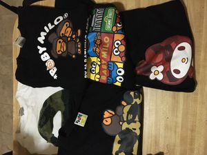 Bape with tags and bags offer up or trades for Sale in Queens, NY