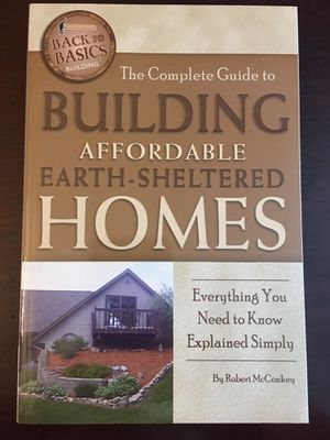 COMP GUIDE to BUILDING AFFORDABLE EARTH SHELTERED HOMES for Sale in Dexter, ME