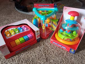Big Baby Toy Set 6pk for Sale in Bend, OR