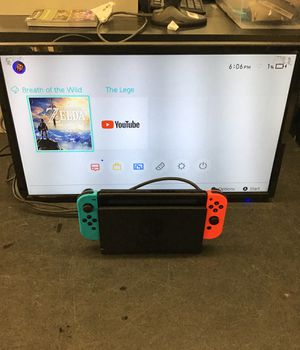 Nintendo switch for Sale in Grand Prairie, TX